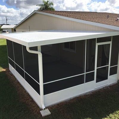screen enclosures in Port Charlotte
