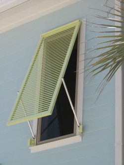 Adjustable Bahama Shutter